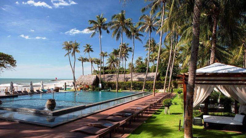 Aroma resort Mũi Né có gì