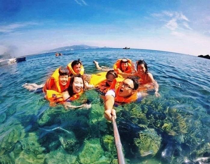 Du lịch đảo Cù Lao Câu