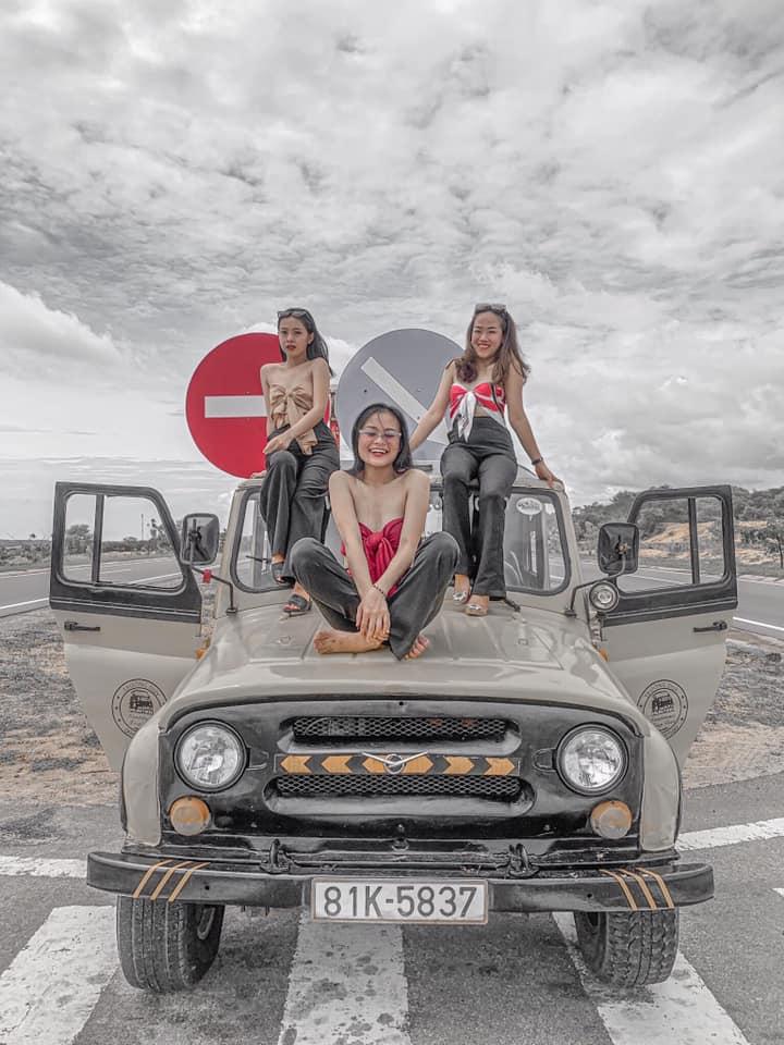 Jeep tour Mũi Né