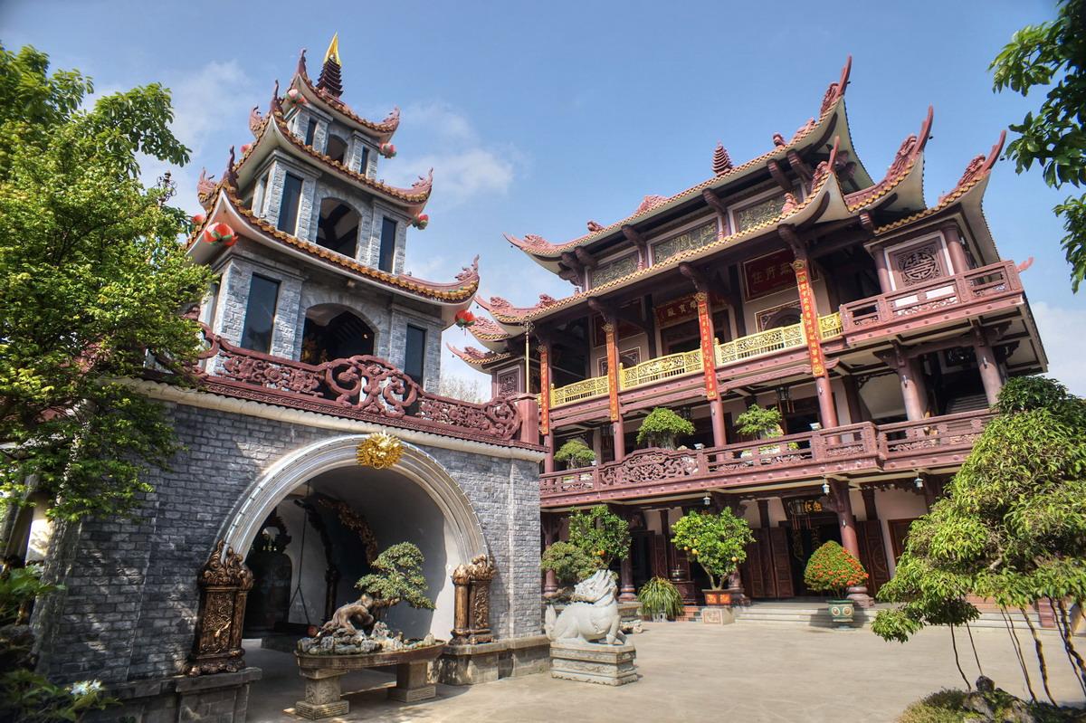 Phượng Hoàng Cổ Trấn ở đâu Việt Nam