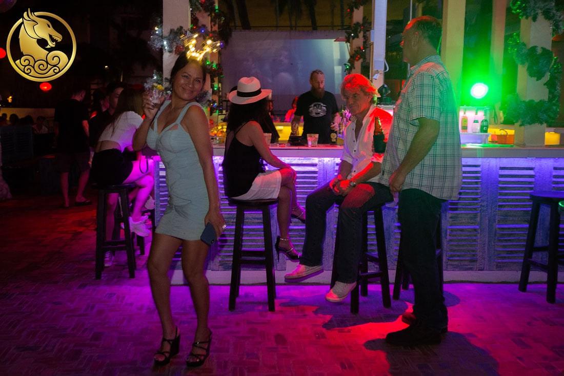 quán bar beer club Mũi Né