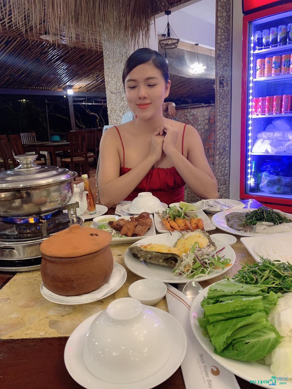 Nhà hàng Rock Water Bay Resort Phan Thiết